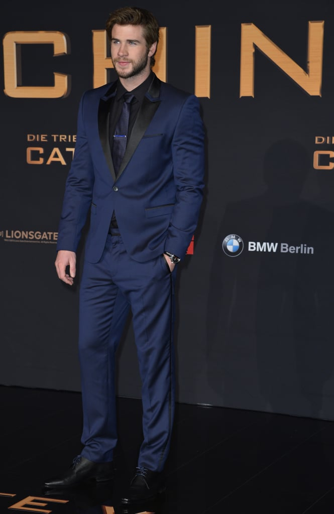 The Hunger Games: Catching Fire Premiere in Berlin