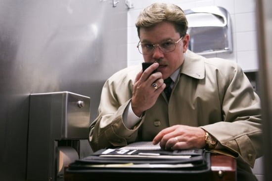 Movie Preview: Matt Damon Is a Hilarious Informant