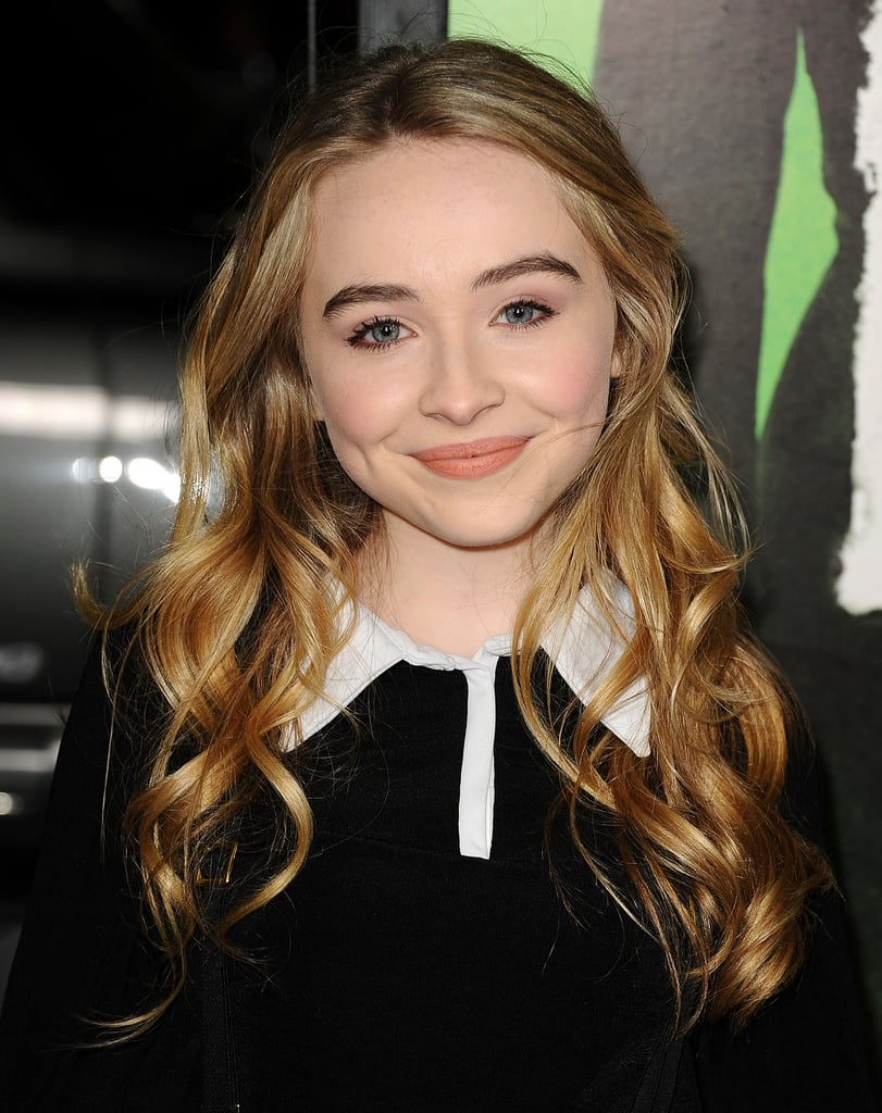 Sabrina Carpenter With Blond Hair in 2014