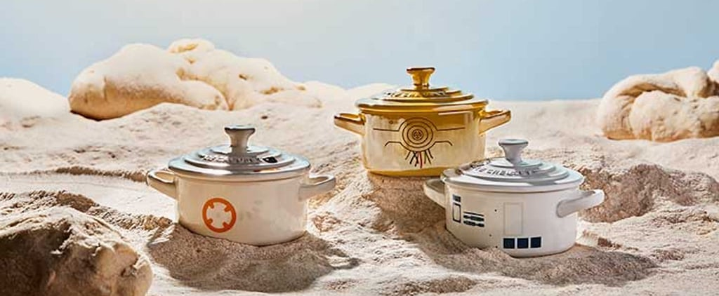 Le Creuset Is Releasing a Star Wars Cookware Collection