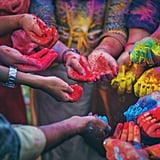 A Color-Themed Party