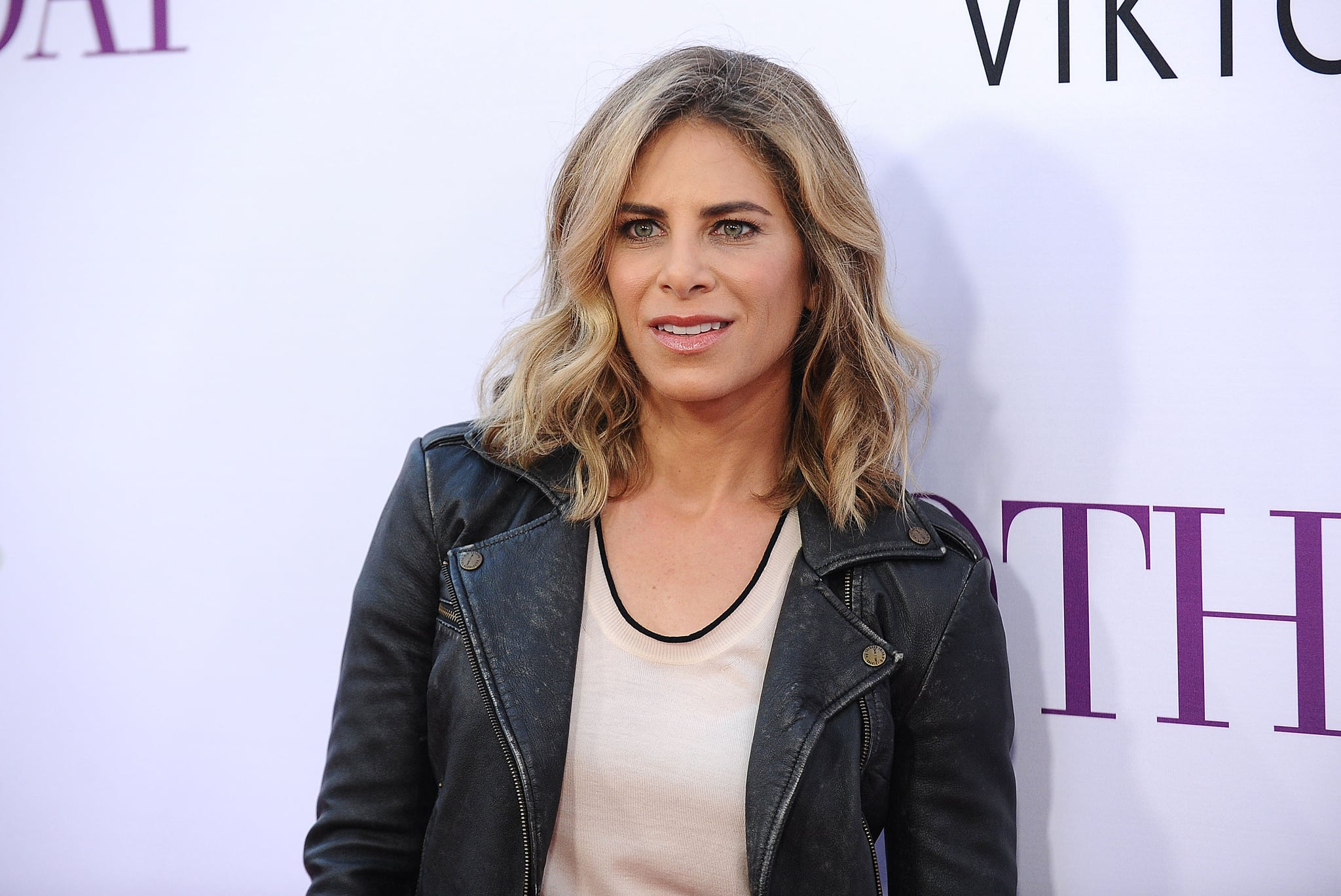 HOLLYWOOD, CA - APRIL 13: Jillian Michaels attends the premiere of