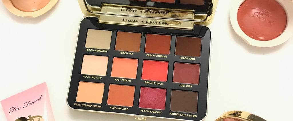Peaches and Scream! A First Look at Every Juicy New Too Faced Peach Product