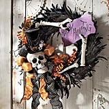 'Happy Hauntings' Wreath