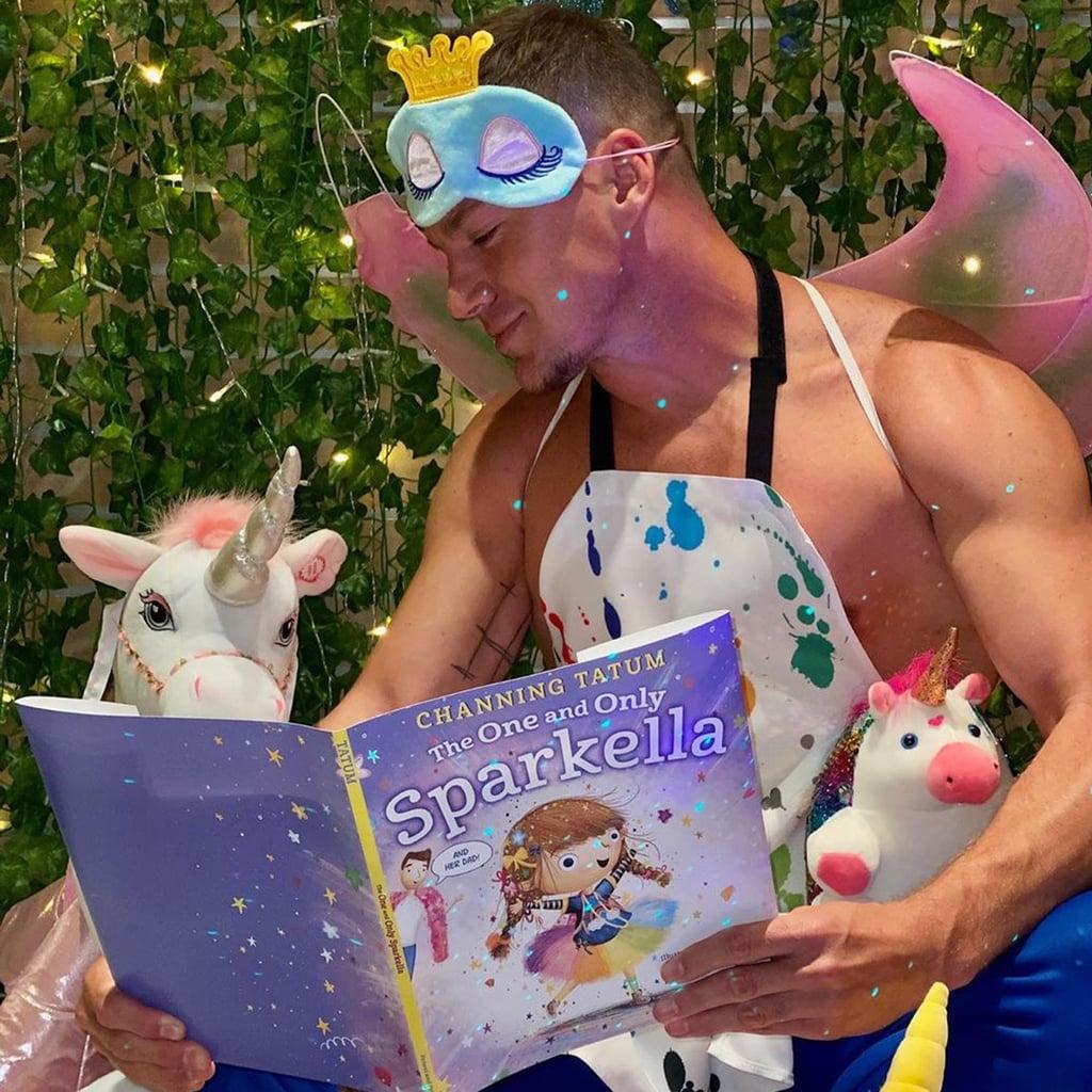 Channing Tatum Announces First Children's Book: Sparkella