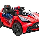 Spider-Man Super Car Ride-On