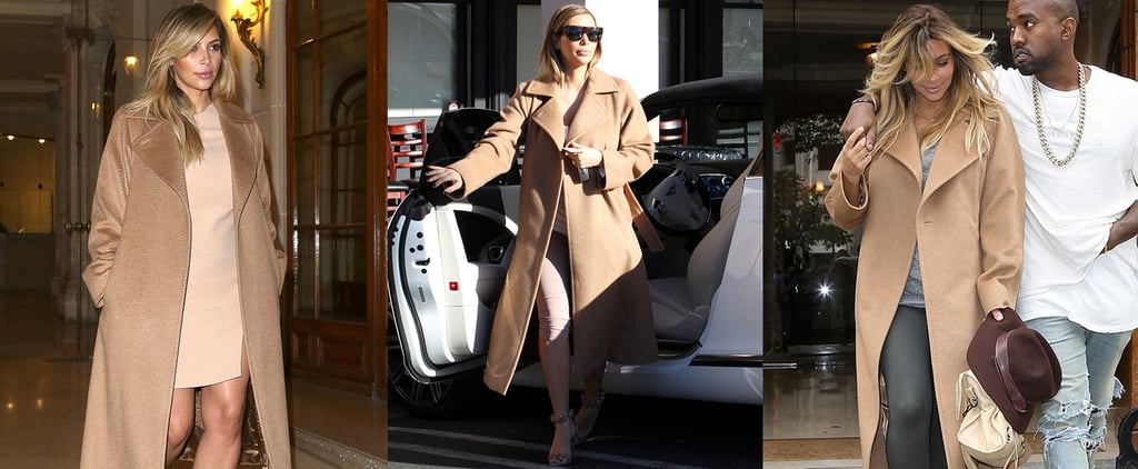 Is Kim Kardashian Running Out of Clothes?