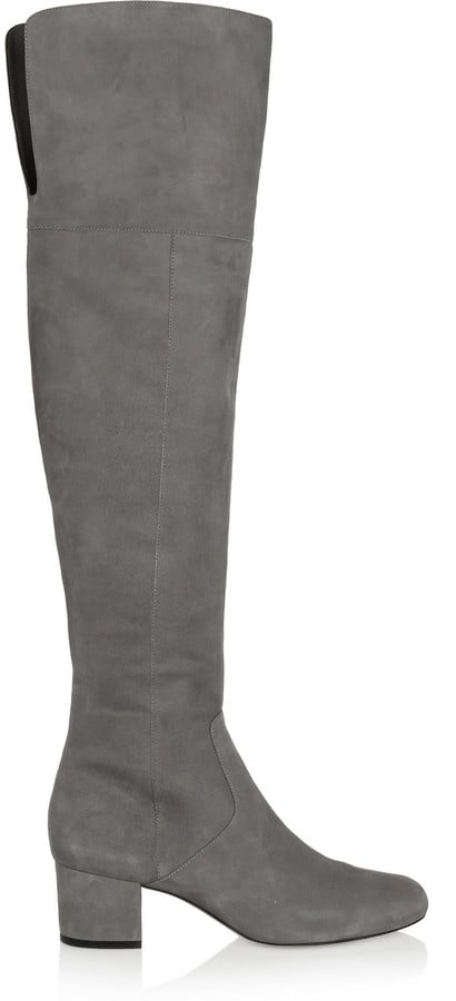 Sam Edelman Elina Suede Over-the-Knee Boots ($125)