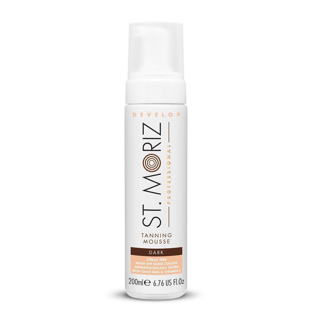 St. Moriz Professional Tanning Mousse Dark