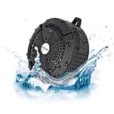Photive Rain WaterProof Portable Bluetooth Shower Speaker ($15, originally $25)