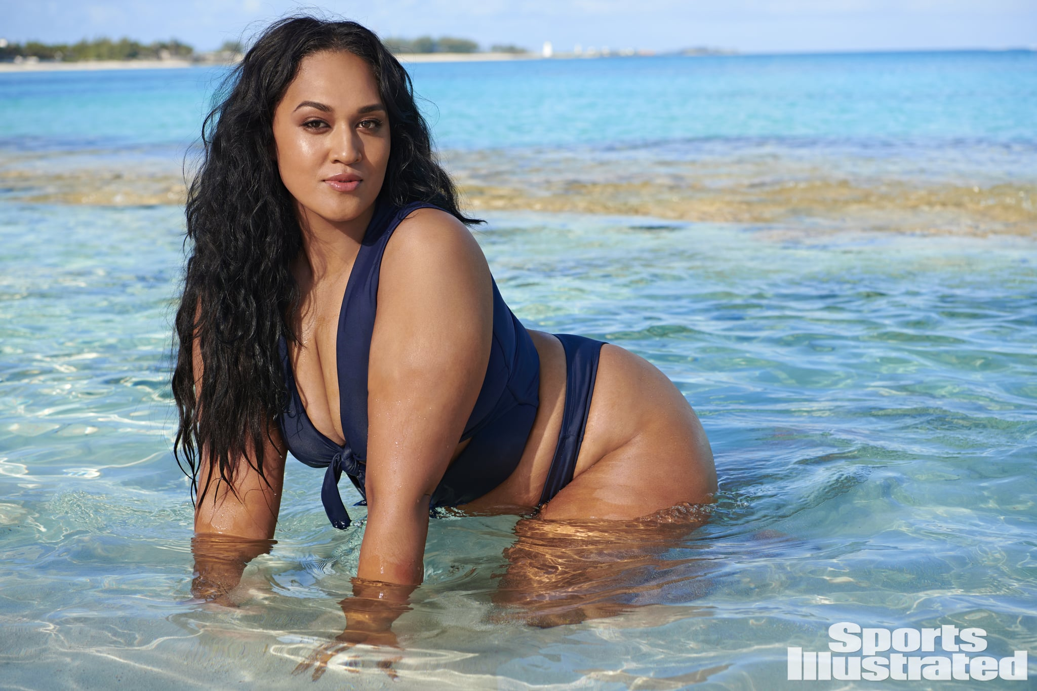 SI Swim Model Veronica Pome'e Opens Up About Depression and How Exercise Helps Her Manage It