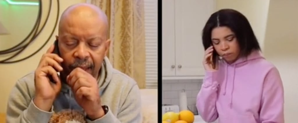 Parents Re-Create Mean Girls Scene With Daughter | Video
