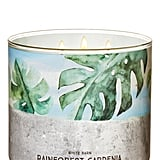 Rainforest Gardenia 3-Wick Candle