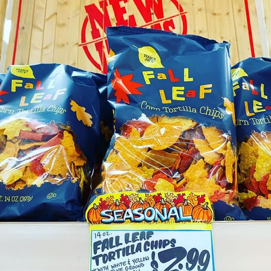 Trader Has Leaf-Shaped Tortilla Chips For Fall