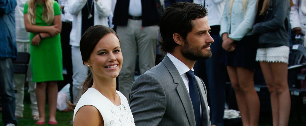 Prince Carl Philip and Sofia First Appearance After Wedding