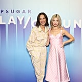 Cynthia Rowley and Kit Keenan at POPSUGAR Play/Ground