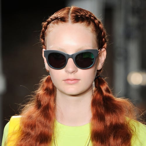 Kenneth Cole Beauty at 2014 Spring New York Fashion Week