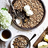 Easy Vegan, Gluten-Free Apple Crisp Crumble