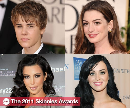 Hollywood's Best and Worst Skin of 2010
