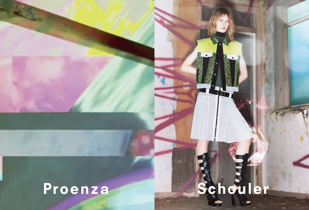 Photo courtesy of Proenza Schouler