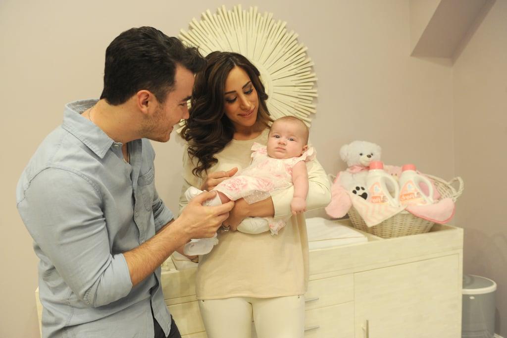 Danielle and Kevin Jonas's Nursery