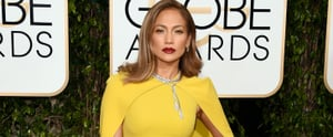 Jennifer Lopez Completely Covers Up For the Golden Globes —and Looks Better Than Ever