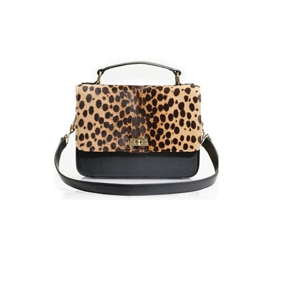 J.Crew Edie Italian Calf Hair Purse, $448