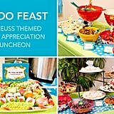 "Thursday: ""Whoo Feast"" Staff Appreciation Luncheon"