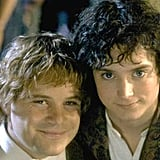 Samwise Gamgee and Frodo Baggins, Lord of the Rings: The Fellowship of the Ring