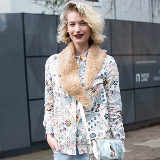 London Fashion Week Trend Report   Shopping