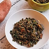 Sweet Potato, Lentil, and Kale Detox Salad