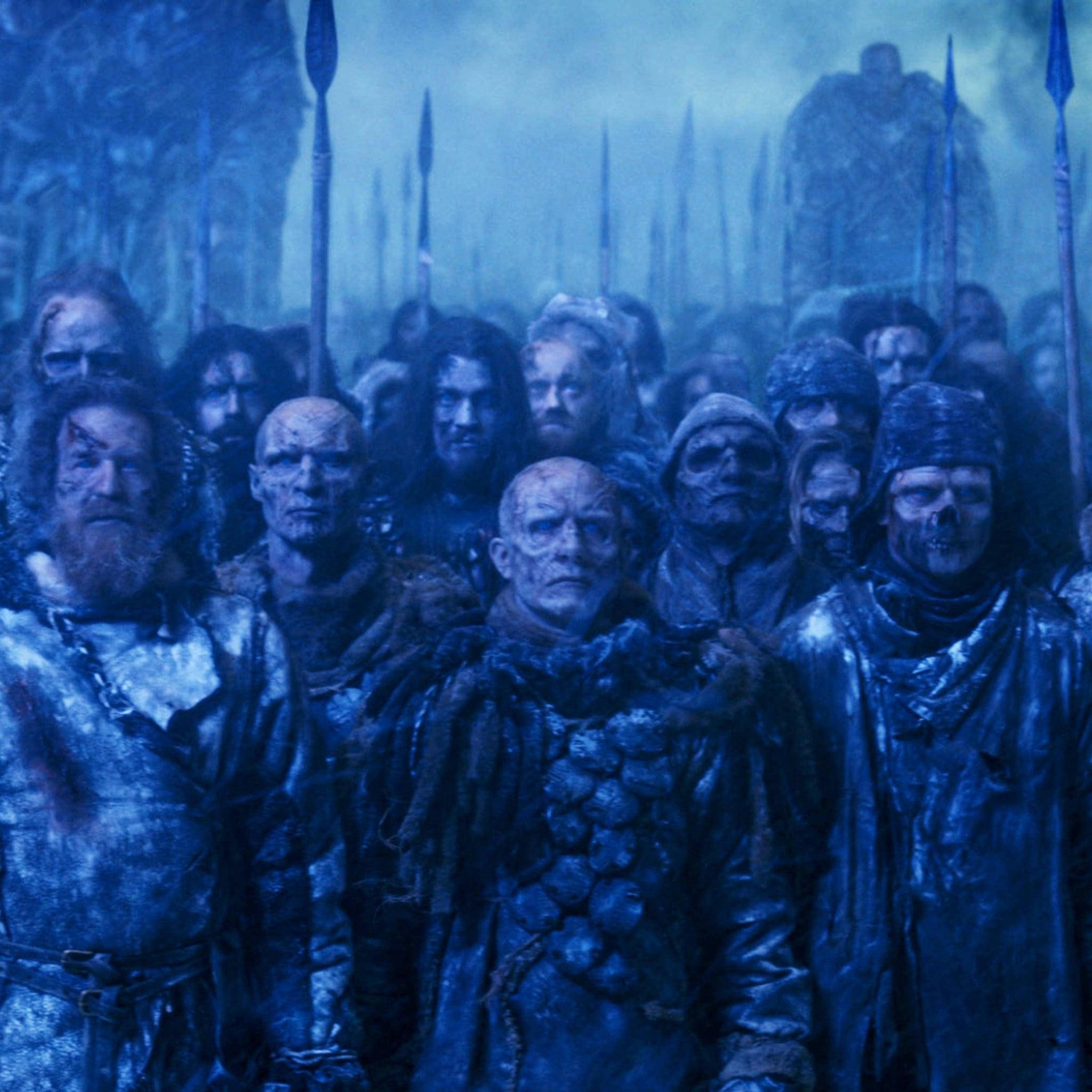 Game Of Thrones Season 7 Finale Cliffhangers Popsugar Entertainment