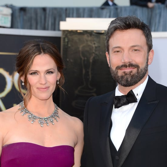 Jennifer Garner and Ben Affleck Call Off Divorce 2017