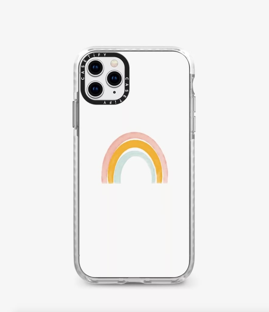 Casetify Impact Rainbow iPhone Case