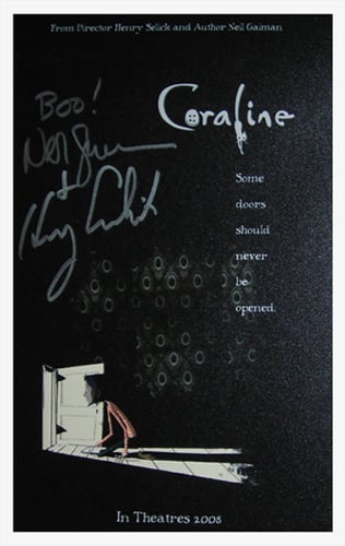 Comic-Con Report: A Sneak Peek of Coraline
