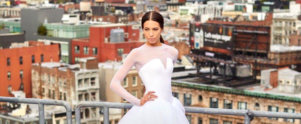 "This Bride Wore a Princess Wedding Gown, Then Stunned Everyone With a ""Beyoncé"" Bodysuit"