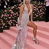 Jennifer Lopez at the 2019 Met Gala