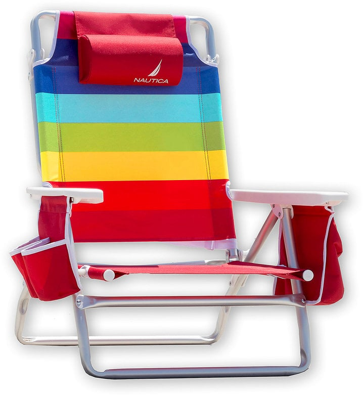 5-Position Beach Chair ($50)