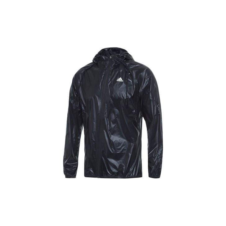 N O >> Men's Adizero Windjacket, $120 | Stylish Gym Gear For Your Number One Valentine | POPSUGAR ...
