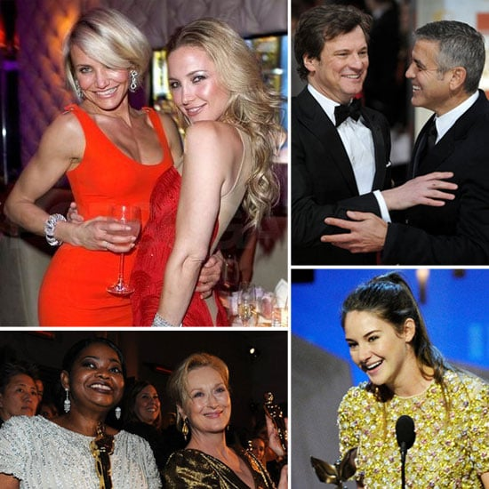 Award Season 2012 Highlights in Pictures