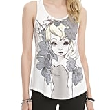 Illustrated Tinker Bell Top ($25-$27)