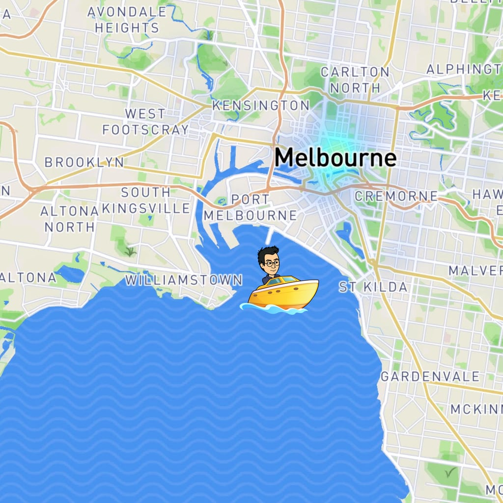 What Are the Different Snap Map Bitmoji? | POPSUGAR News