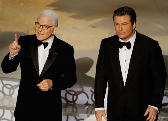 Best Performance: Steve Martin and Alec Baldwin