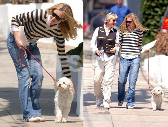 Portia and Ellen are a Welcome Escape