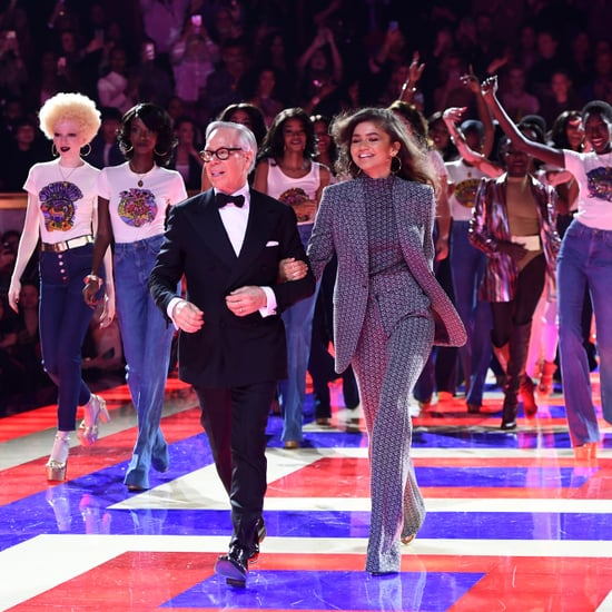 Tommy x Zendaya Paris Fashion Week Show 2019