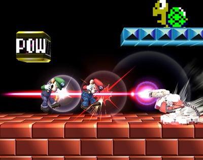Super Smash Bros. Brawl Gallery