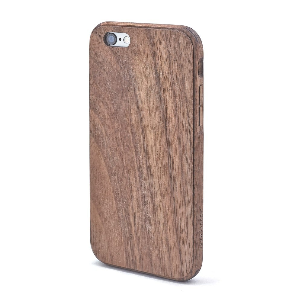 Made out of walnut, a long-lasting material, this Grovemade iPhone 6/6S case ($99) is exactly the kind of durable case you need.