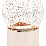 Nordstrom at Home Glitter Snow Globe