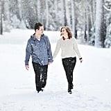Go For a Scenic Walk in the Snow
