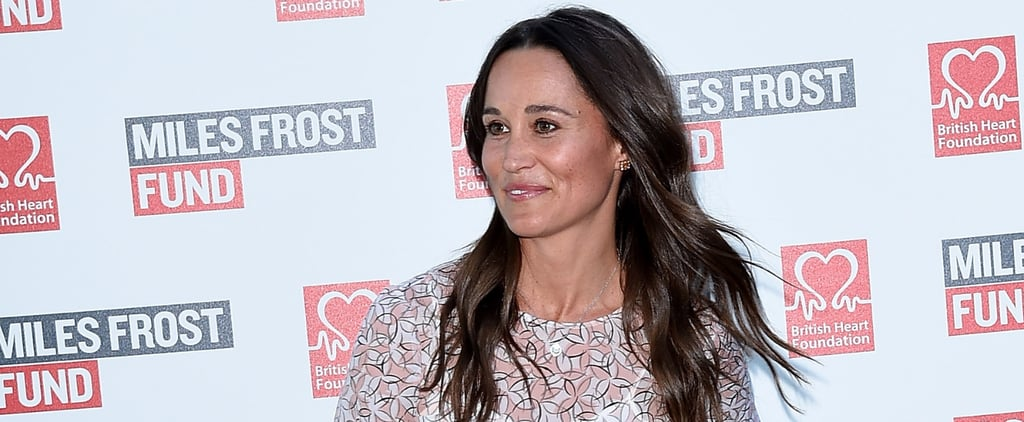 Pippa Middleton Has a Wedding Date — and Possibly a Dress, Too